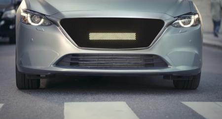 «Улыбчивый» автомобиль подскажет пешеходам, когда можно переходить дорогу