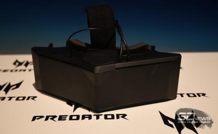 Acer проектирует компьютер-рюкзак для виртуальной реальности