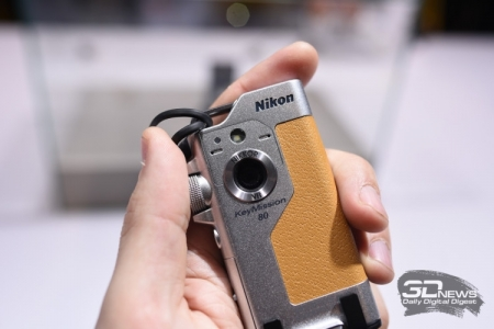Nikon анонсировала экшен-камеры KeyMission 170 и 80