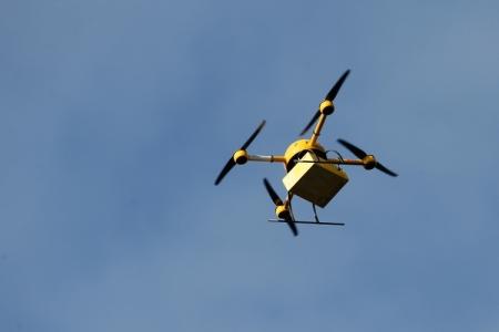 Alphabet и сеть ресторанов Chipotle испытают доставку буррито дронами