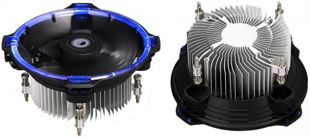ID-COOLING представила новый компактный кулер DK-03 Halo