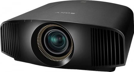 Sony представила проектор с поддержкой 4K HDR