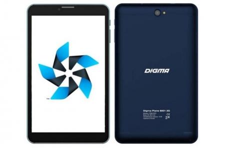 Digma Plane 8501 3G: первый в мире планшет на базе Tizen 3.0