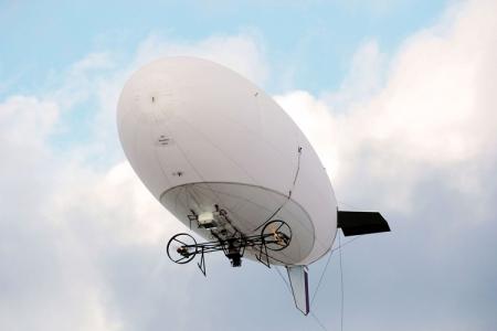 Российские аэростаты-ретрансляторы обеспечат военных беспроводной связью