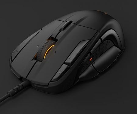 Мышь SteelSeries Rival 500 рассчитана на любителей MOBA/MMO-игр