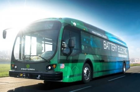 Proterra Catalyst E2: электробус с тысячекилометровым запасом хода