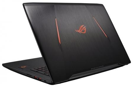 Ноутбук ASUS ROG Strix GL702VM поступил в продажу в двух версиях