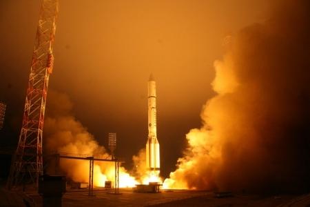 Роскосмос потратит на создание ракетного двигателя на природном газе более 800 млн рублей