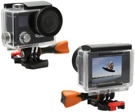 Rollei Actioncam 430: 4K экшен-камера, работающая на глубине до 40 м