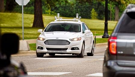 Ford обещает робомобили для рядовых покупателей к 2025 году