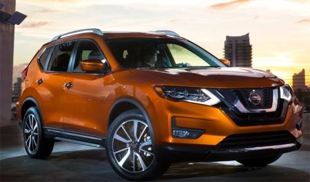 Кроссовер Nissan Rogue получил гибридную силовую установку