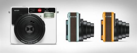 Sofort: первая мгновенная плёночная камера от Leica