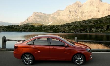 На долю LADA пришлась пятая часть рынка легковых автомобилей в России