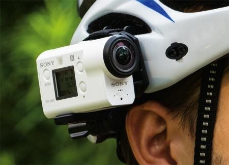 IFA 2016: Sony наделила экшен-камеру FDR-X3000R системой стабилизации B.O.SS