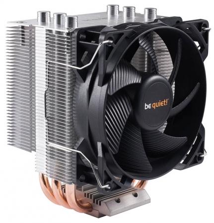 Кулер be quiet! Pure Rock Slim охладит мейнстрим-процессоры Intel и AMD