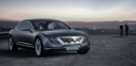 Varsovia: гибридный концепт-кар премиум-класса из Польши