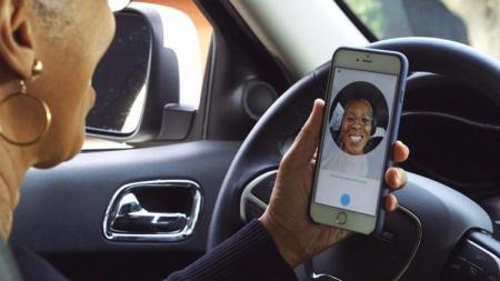 Uber внедряет в США селфи-идентификацию водителей
