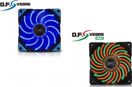 Вентиляторы Enermax D.F. Vegas получили возможность стряхивать пыль