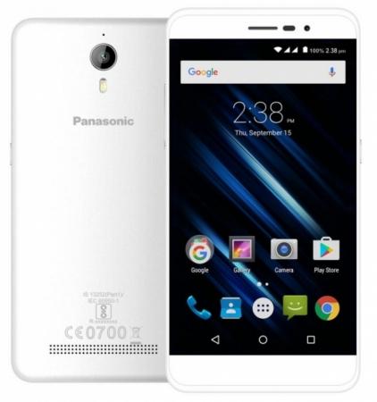 Panasonic P77: бюджетный смартфон с HD-экраном и VoLTE