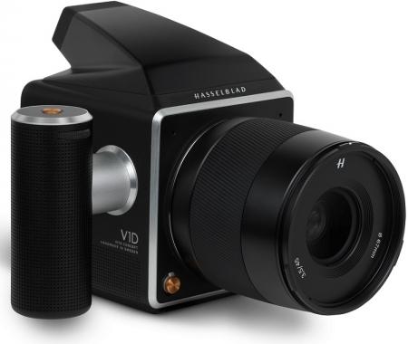 Hasselblad V1D: концепт 75-Мп модульной среднеформатной камеры