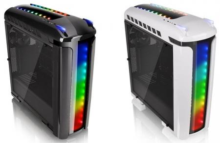 Корпус Thermaltake Versa C22 вышел в версиях RGB и RGB Snow Edition