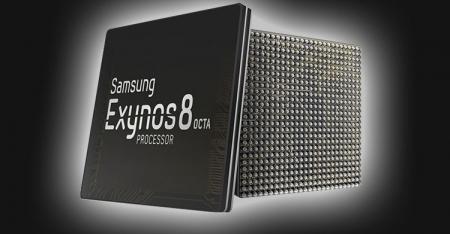 Частота процессора Samsung Exynos 8895 может достигать 3 ГГц