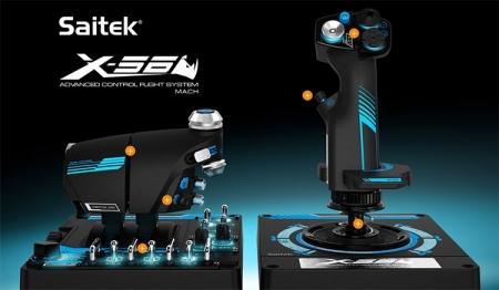 Logitech приобрела Saitek, чтобы усилить позиции на VR-рынке