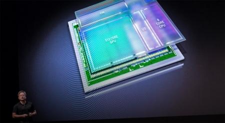 NVIDIA Xavier: суперкомпьютер на чипе для автономного транспорта будущего