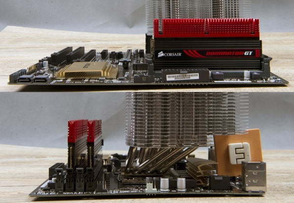Обзор кулеров Deepcool Lucifer V2, Scythe Ninja 4 и Thermalright Le Grand Macho: сравнение трех массивных «башен»