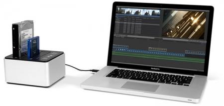 Новая станция OWC Drive Dock для внутренних накопителей получила порт USB 3.1