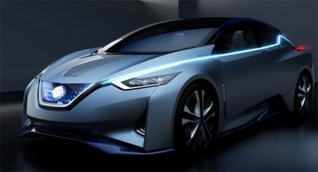 Nissan планирует привлечь к разработке автомобилей искусственный интеллект