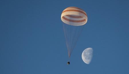 Начата разработка парашюта для первого российского коммерческого космического корабля