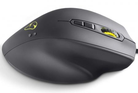 Игровая мышь Mionix Naos QG следит за физическим состоянием пользователя