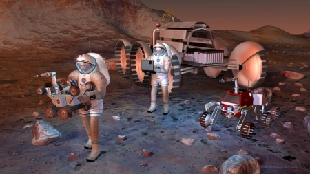 NASA iTech: в поисках перспективных идей по освоению космоса