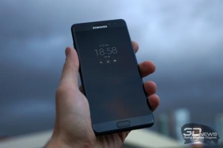 Samsung начала обмен Note 7 в Южной Корее