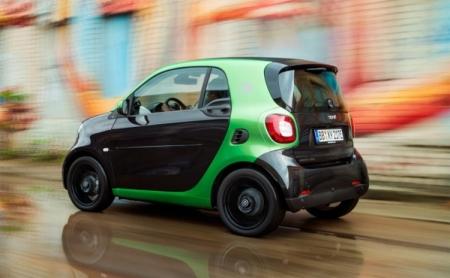 Все автомобили Smart получат электрические модификации