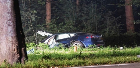 У попавшего в Нидерландах в авариюTesla Model S не был включён автопилот