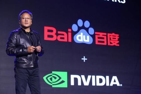 Baidu и NVIDIA работают вместе над самоходными автомобилями