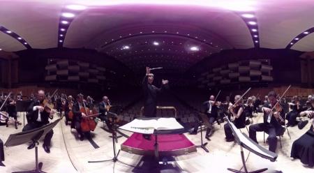 Симфоническая музыка уходит в виртуальную реальность