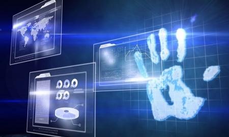 У киберпреступников уже есть устройства для считывания отпечатков пальцев и рисунка радужки глаза
