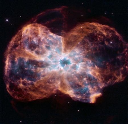 Фото дня: последние мгновения жизни солнцеподобной звезды