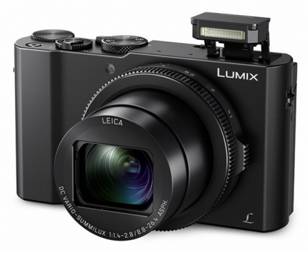 Panasonic Lumix LX10: компактная 4K-камера в металлическом корпусе