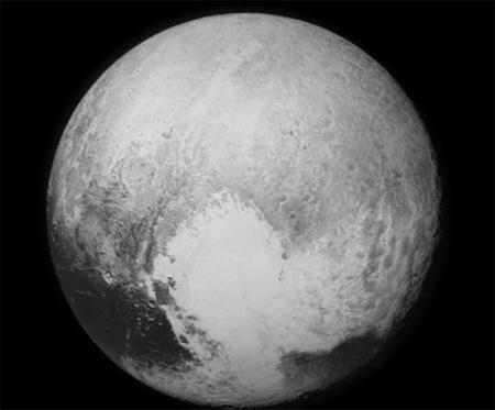 Раскрыта загадка «сердца» Плутона