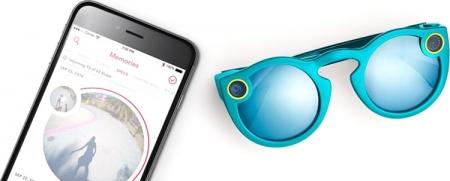 Очки Spectacles от Snap не предназначены для помещений