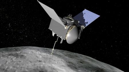 Миссия по доставке образцов грунта с астероида стартует до конца недели