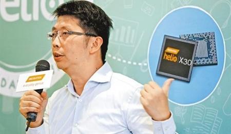 MediaTek проектирует мощный мобильный процессор Helio X35