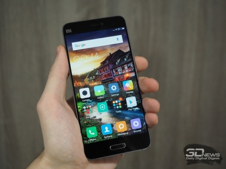 Xiaomi Mi 5 Extreme: «разогнанная» версия мощного смартфона