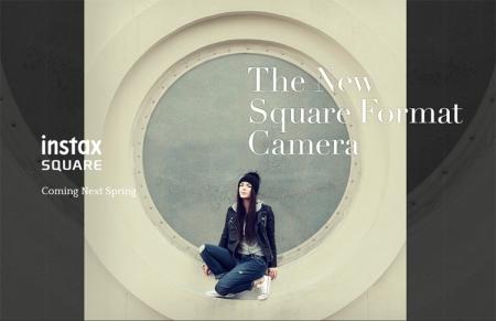 Fujifilm Instax Square: квадратные фото для камер моментальной печати