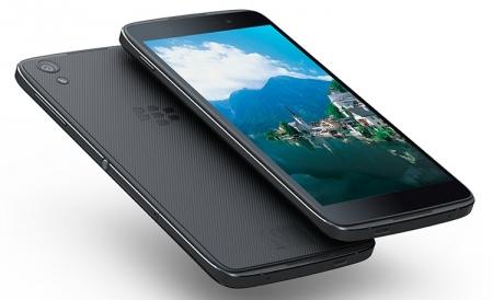 BlackBerry DTEK60 первым среди смартфонов компании получит сканер отпечатка пальца