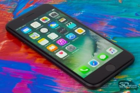 Продавцы сообщили об ажиотажном спросе на iPhone 7 в России